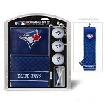 Toronto Blue Jays Embroidered Gift Set Golf Gift